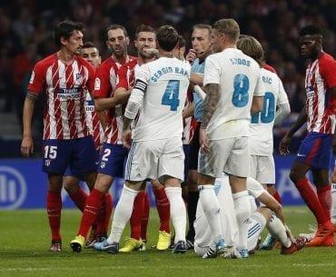 Pronóstico Real Madrid x Atlético de Madrid