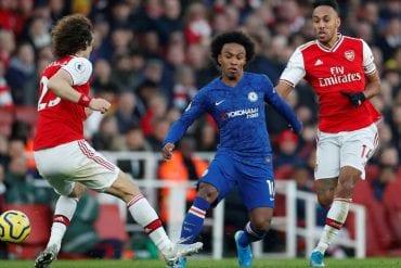 Pronóstico Chelsea x Arsenal