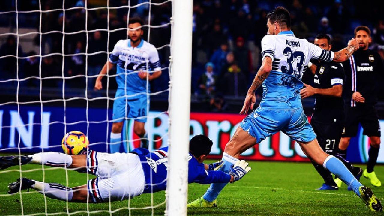 Pronóstico Lazio vs Sampdoria | 18 de enero de 2020