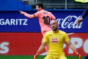 Pronóstico Barcelona vs Eibar