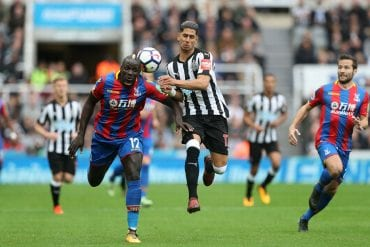Pronóstico Crystal Palace vs Newcastle