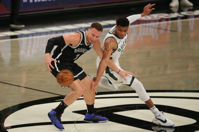 Brooklyn Nets vs. Milwaukee Bucks