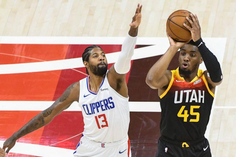 Utah Jazz vs Los Angeles Clippers
