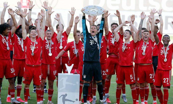 Clubes de la Bundesliga