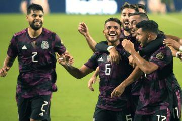 Semifinales Copa Oro