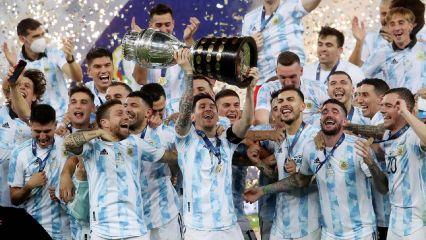 Argentina en la Copa América