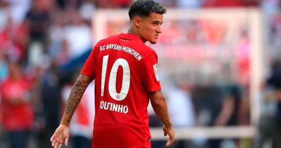 Coutinho finally back