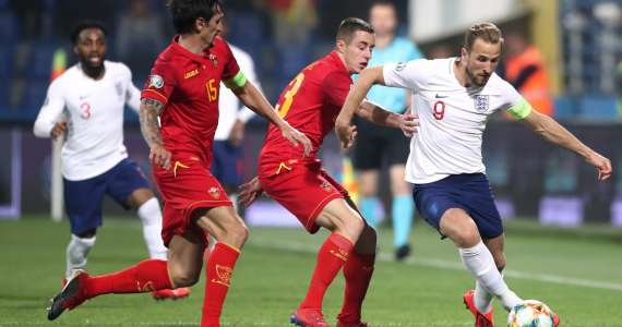 England vs Montenegro Betting Tip and Prediction