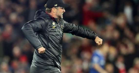 Leader Liverpool