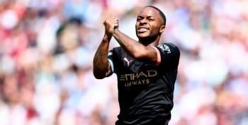 Raheem Sterling Hat-trick