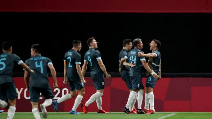 argentina olímpica-sub-23