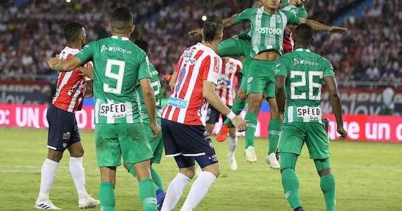 Pronóstico Atlético Nacional vs Junior