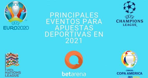 Apostar en el 2021