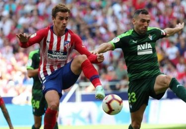 Atletico Madrid vs Eibar Betting Tip and Prediction
