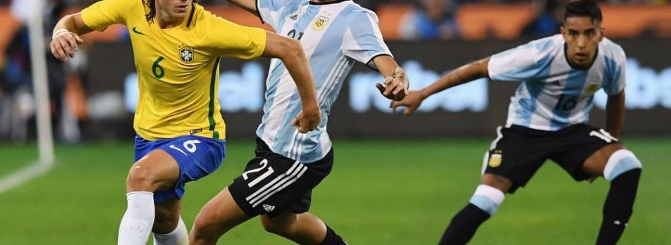 Brazil vs Argentina Betting Tip and Prediction