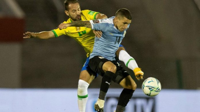 Brazil vs Uruguay