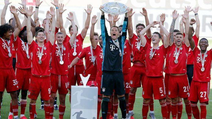 Bundesliga clubs