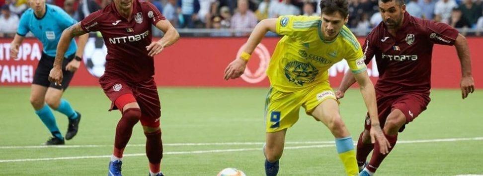 CFR Cluj vs Astana Betting Tip and Prediction