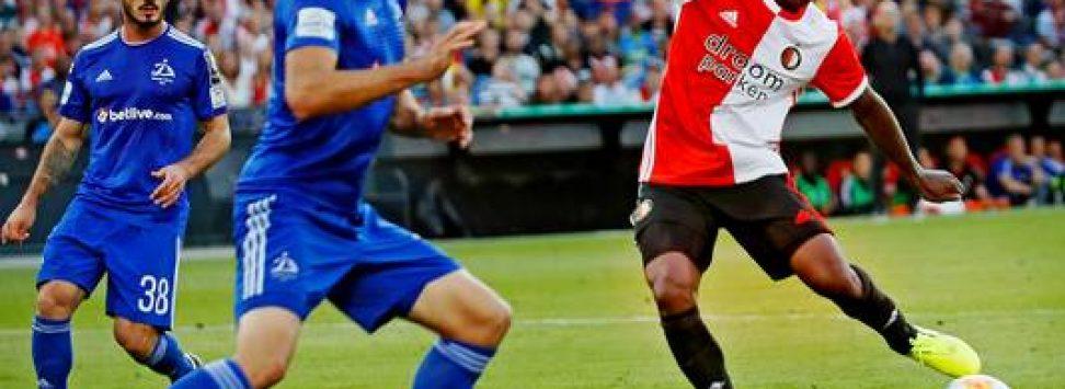 Dinamo Tbilisi vs Feyenoord Betting Tip and Prediction