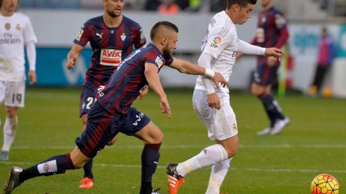 Eibar vs Real Madrid Betting Tip and Prediction