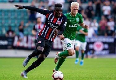 Eintracht Frankfurt vs Flora Betting Tip and Prediction