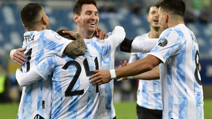 Group A of Copa America