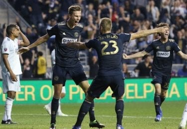 Pronóstico New England Revolution vs Philadelphia Union