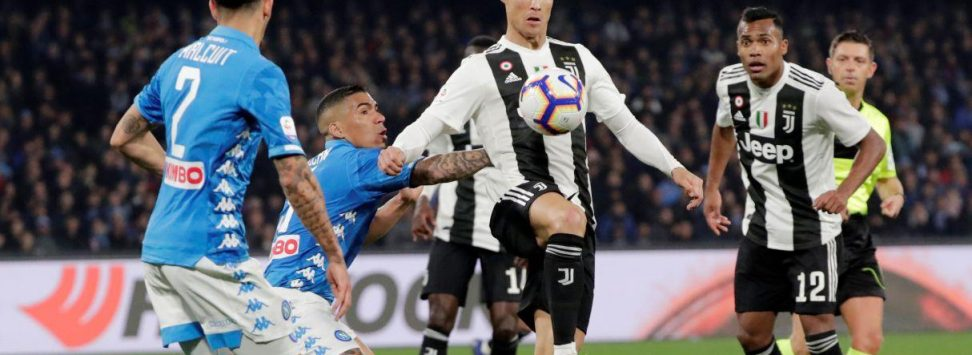Pronóstico Juventus vs Napoli