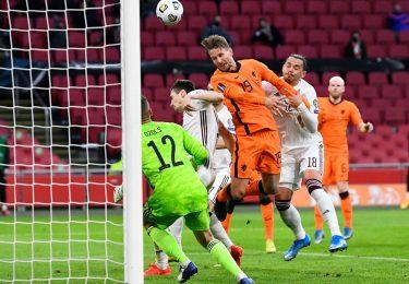 Latvia vs Netherlands