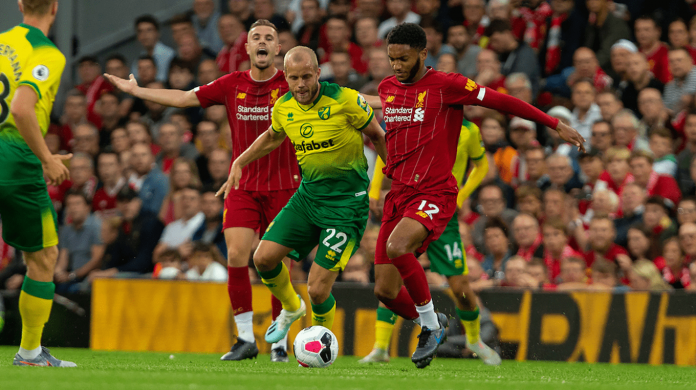 Norwich City vs Liverpool Betting Tip and Prediction