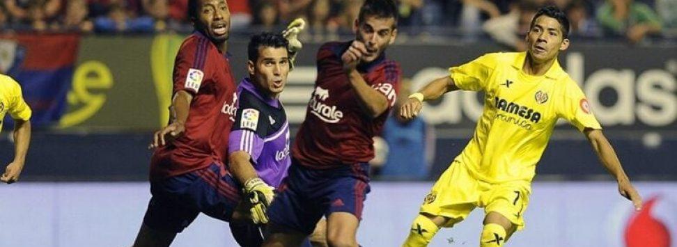 Osasuna vs Villarreal Betting Tip and Prediction