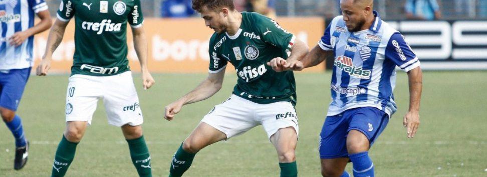 Palmeiras vs CSA Betting Tip and Prediction