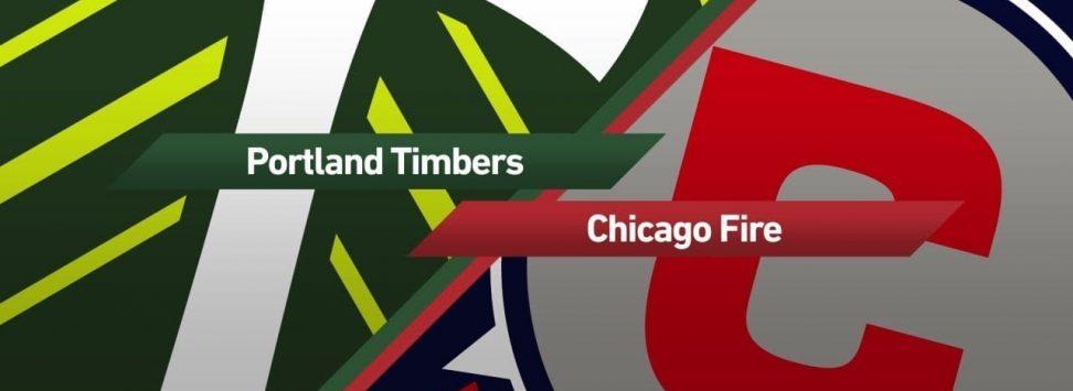 Portland Timbers vs Chicago Fire