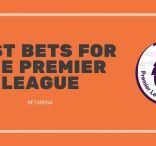 Bets for the Premier League