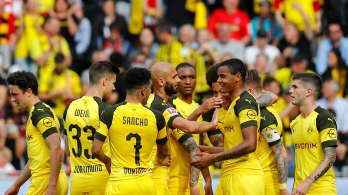 Pronóstico Borussia Dortmund vs Mainz