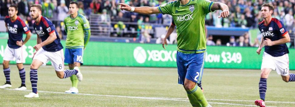 Pronóstico Seattle Sounders FC vs New England Revolution