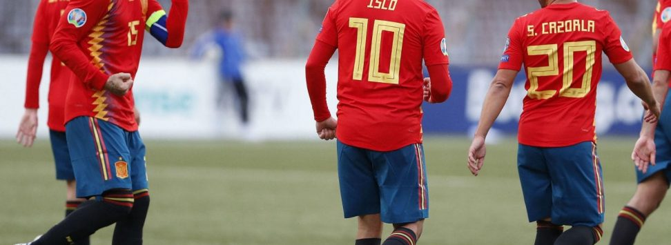 Spain vs Sweden Betting Tip and Prediction