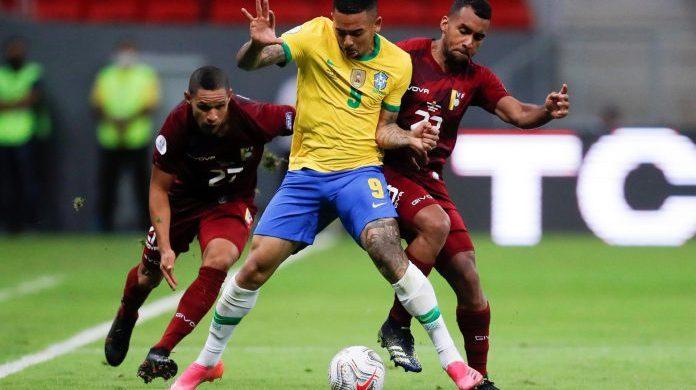 Venezuela vs Brazil