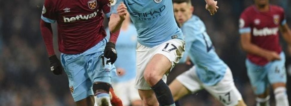 West Ham vs Manchester City Betting Tip and Prediction
