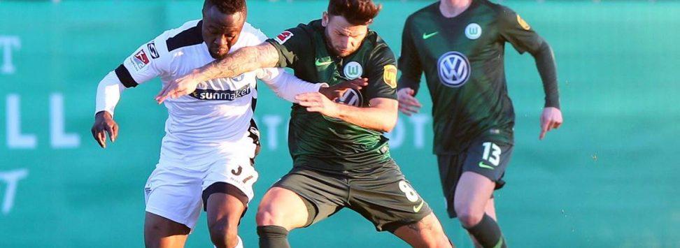 Wolfsburg vs Paderborn Betting Tip and Prediction