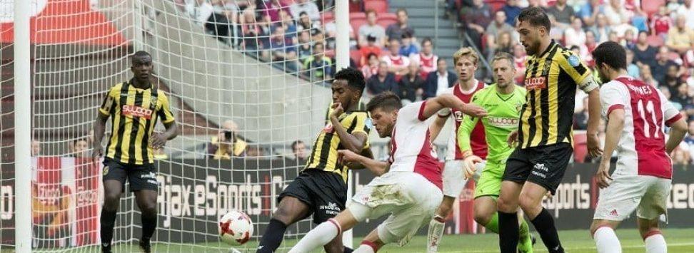 Pronóstico Vitesse vs Ajax
