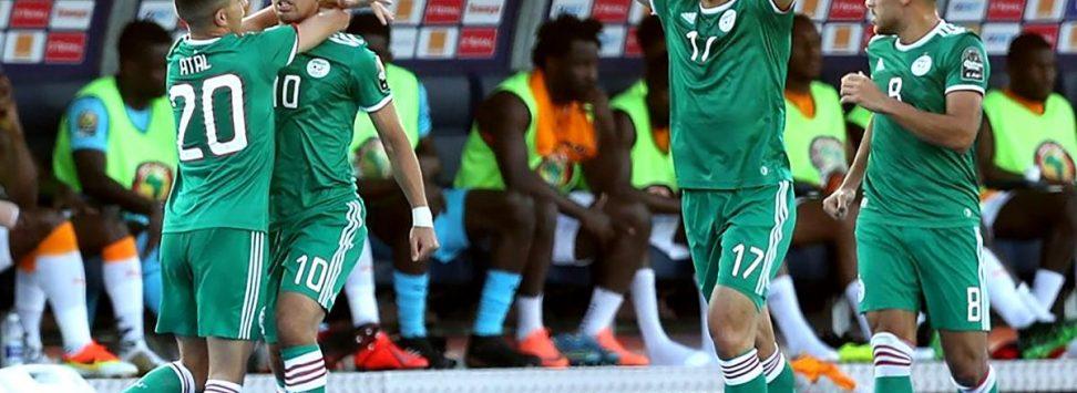 Pronóstico Argelia vs Nigeria