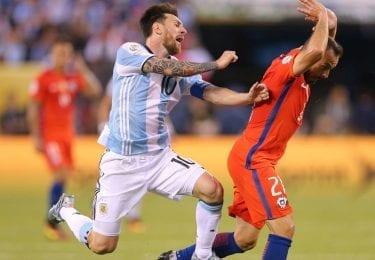 Pronóstico Argentina vs Chile