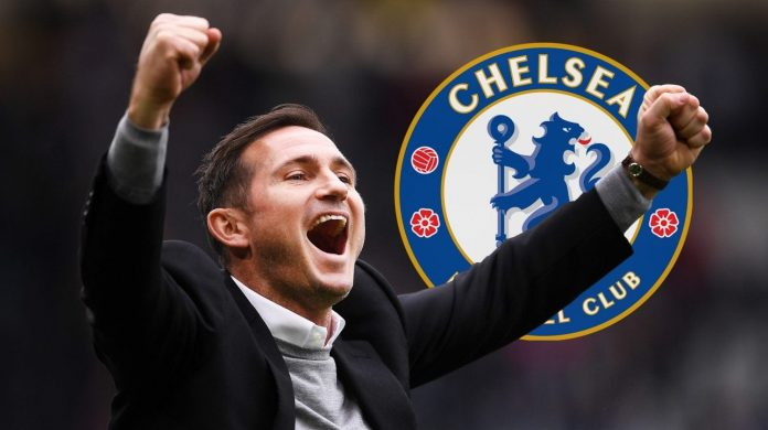 at long last for Lampard