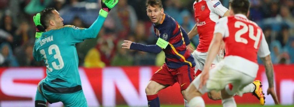 Pronóstico Barcelona vs Arsenal