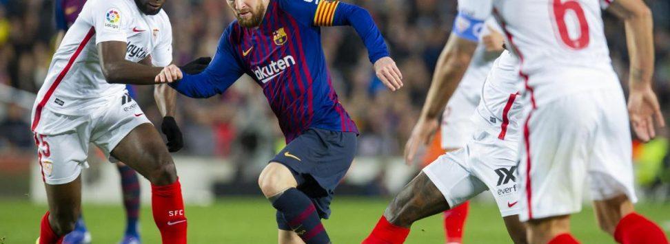 Pronóstico Barcelona vs Sevilla