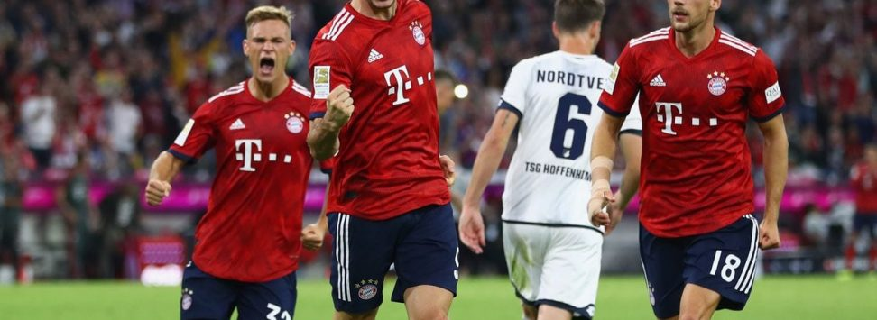 Pronóstico Bayern vs Hoffenheim