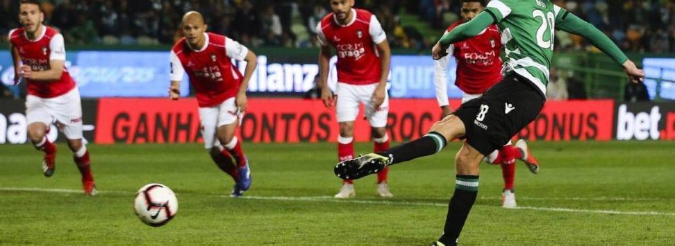Pronóstico Sporting vs Braga