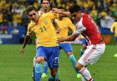 Pronóstico Brasil vs Paraguay