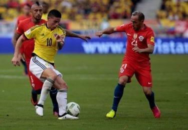 Pronóstico Colombia vs Chile